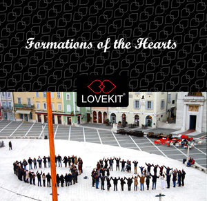 LOVE Hearts Formation LOVEKIT